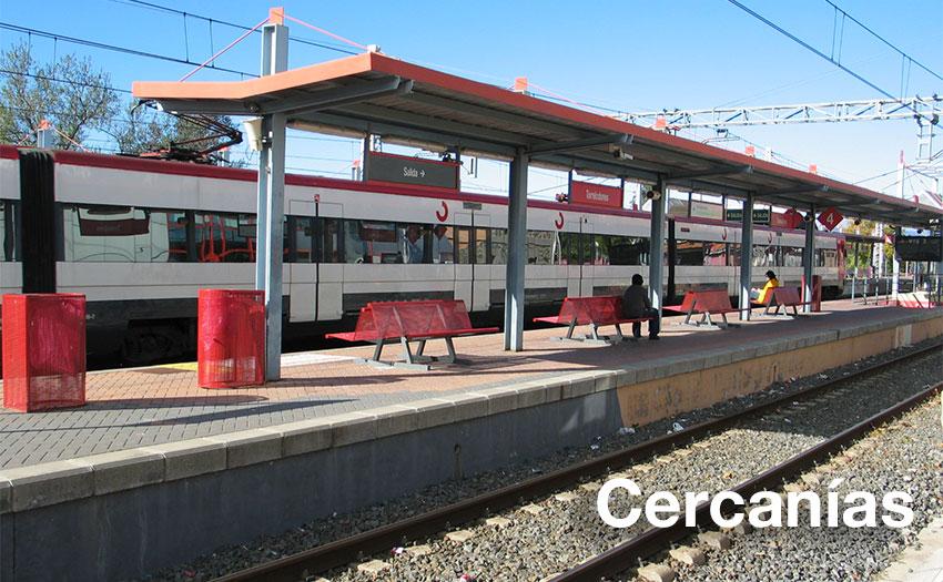Trenes de cercan as ayuntamiento de torrelodones for Oficinas de renfe en madrid