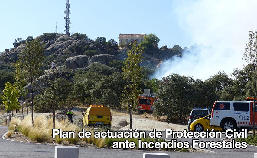 plan incendios forestales