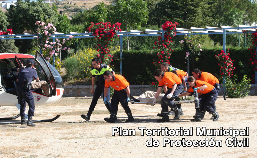 Plan territorial de Protección Civil
