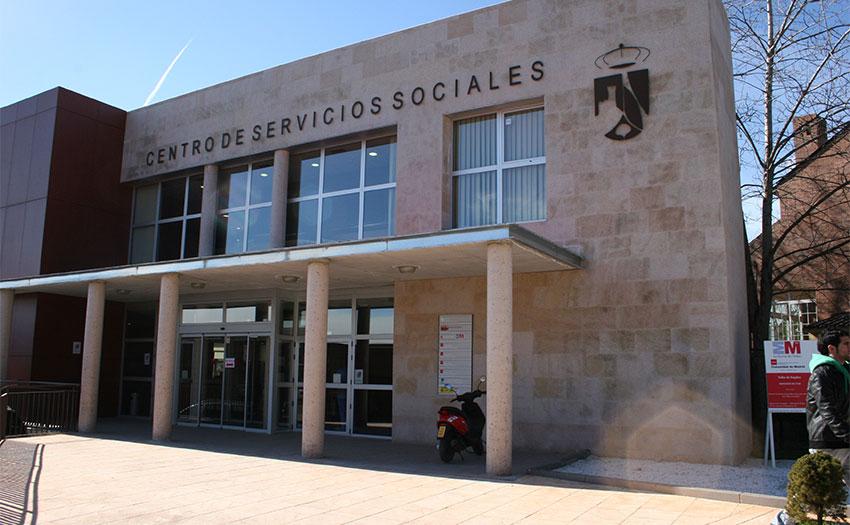 Aviso sobre actividades de Servicios Sociales