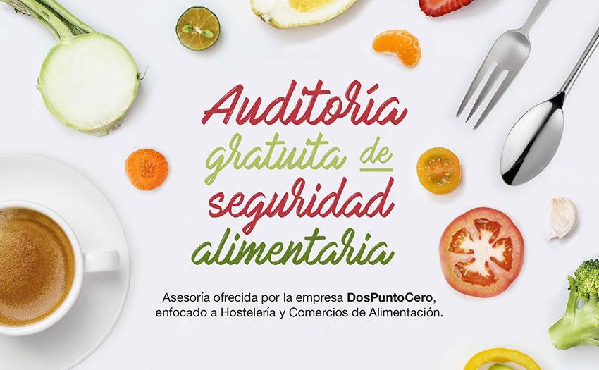 Auditoría de seguridad alimentaria