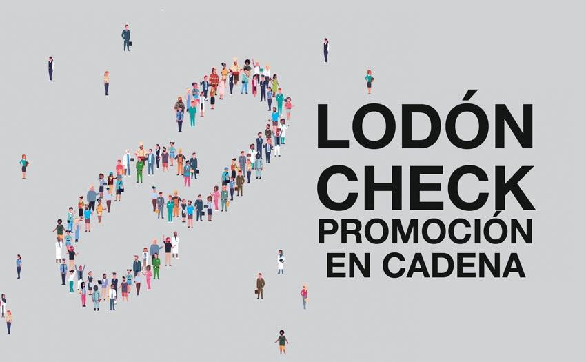 Lodón-Check, una nueva iniciativa del Ayuntamiento para reactivar el comercio local