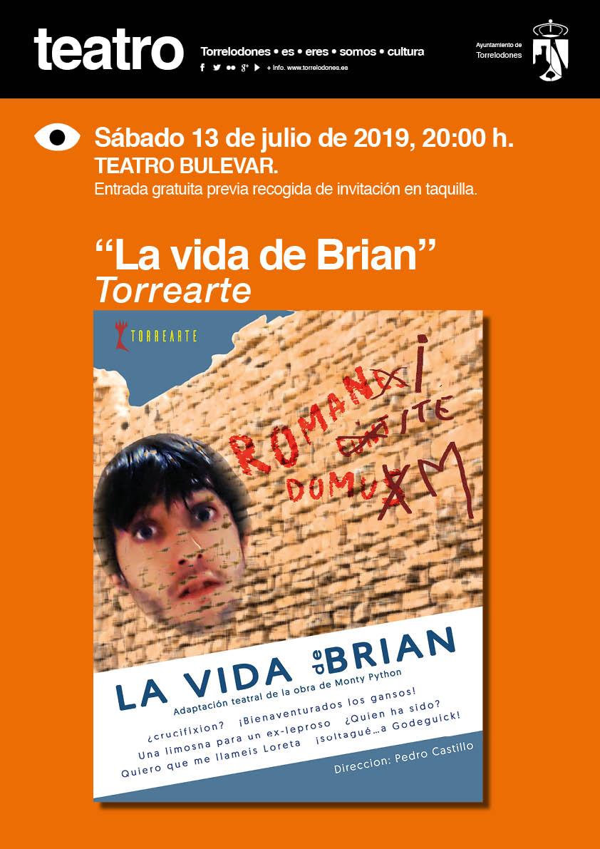cartel teatro la vida de brian2