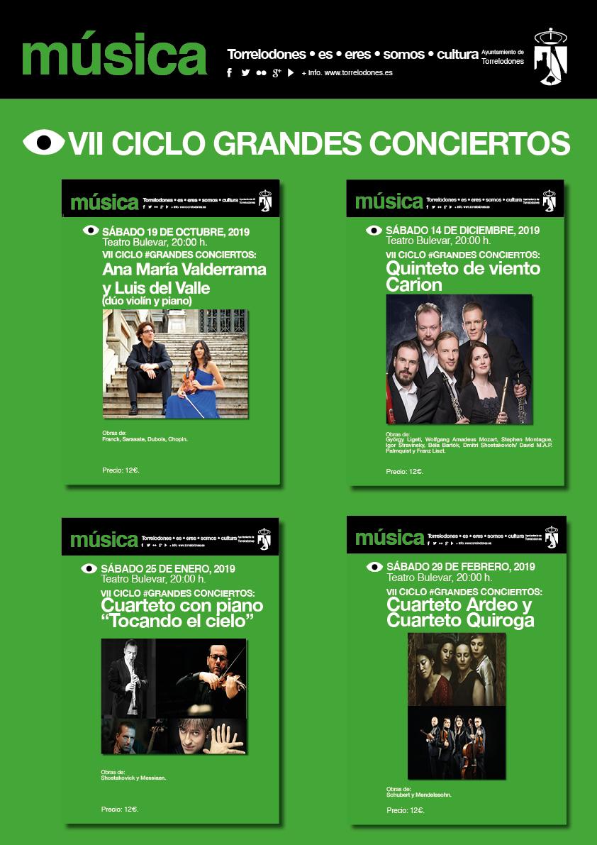 cartel generico vii ciclo grandes conciertos
