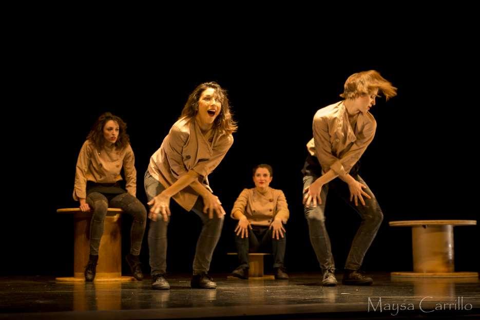 marina miguelez dance craft andalucia no se baila en la cocina