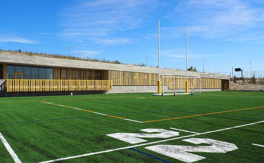 La Federación de Rugby de Madrid autoriza el uso del campo Antonio Martín para todas las categorías presentes en Torrelodones