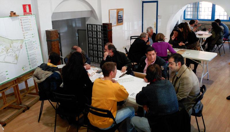 Celebrado el taller de priorizaci n de propuestas - Trabajo en torrelodones ...