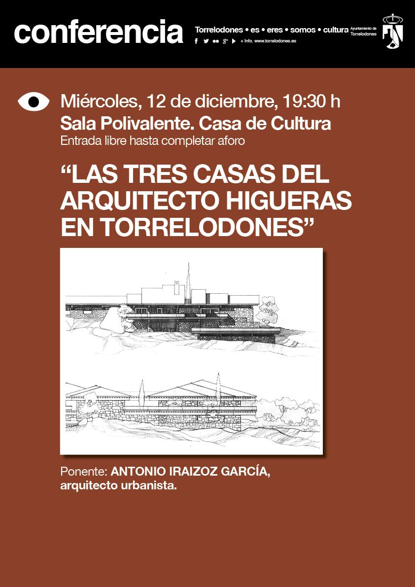 CARTEL Conf. Fernando Higueras
