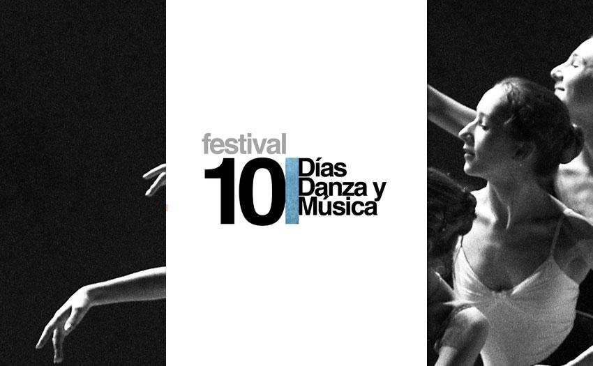 10 dias danza musica