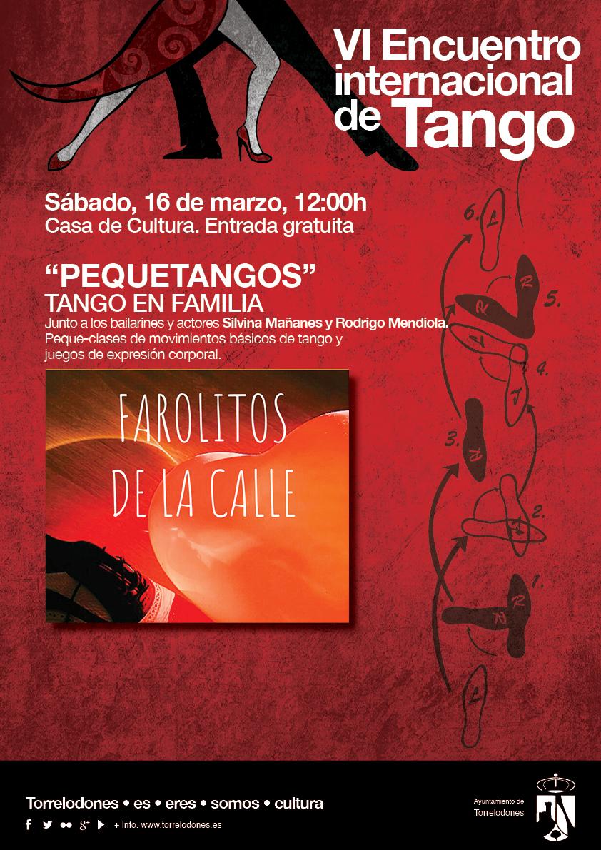 Cartel A3 VI Encuentro Tango 19 sabado3