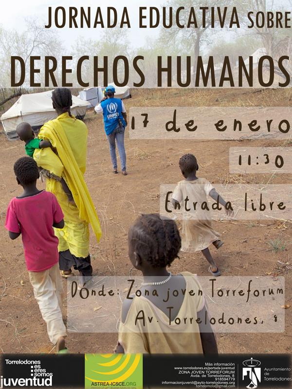 Los Derechos Humanos En La Zona Joven Torreforum Ayuntamiento De