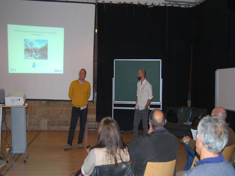 Presentado el borrador del plan estrat gico participativo - Trabajo en torrelodones ...
