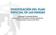 El Pleno del Ayuntamiento de Torrelodones aprueba sin ningún voto en contra la modificación del Plan de Las Marías