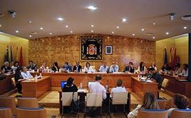 Celebrado el Pleno de organización del Ayuntamiento de Torrelodones