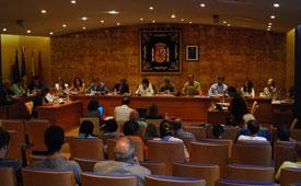 El Ayuntamiento celebra su primer Pleno tras la vuelta del verano