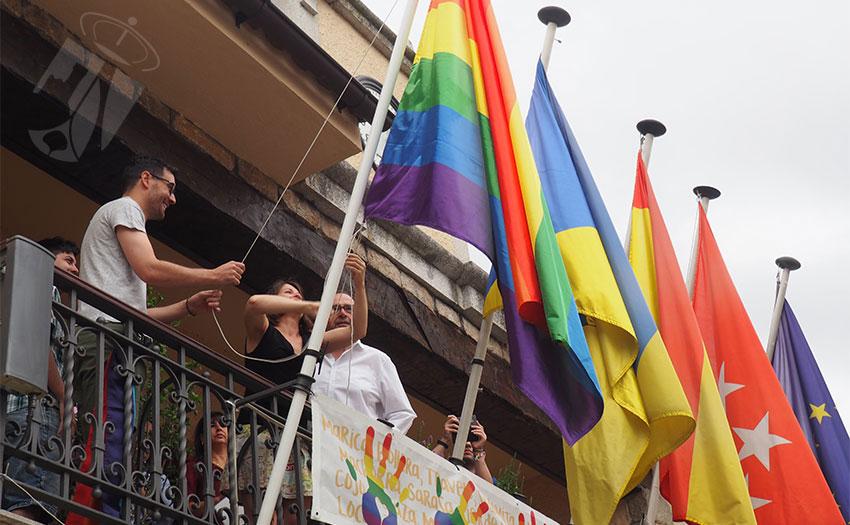 Torrelodones celebra el d a internacional del orgullo lgtb - Trabajo en torrelodones ...
