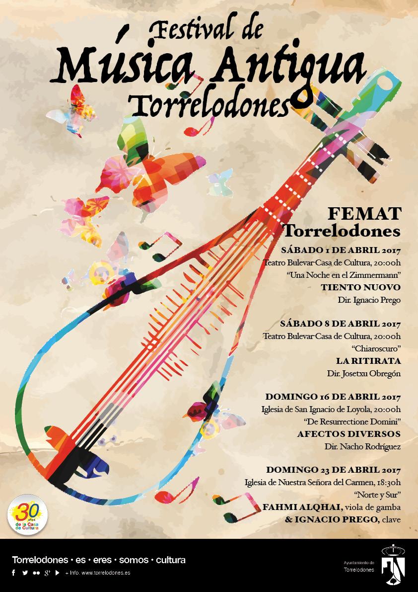 Torrelodones acoger la primera edici n de su propio festival de m sica antigua durante el mes - La casa del libro torrelodones ...