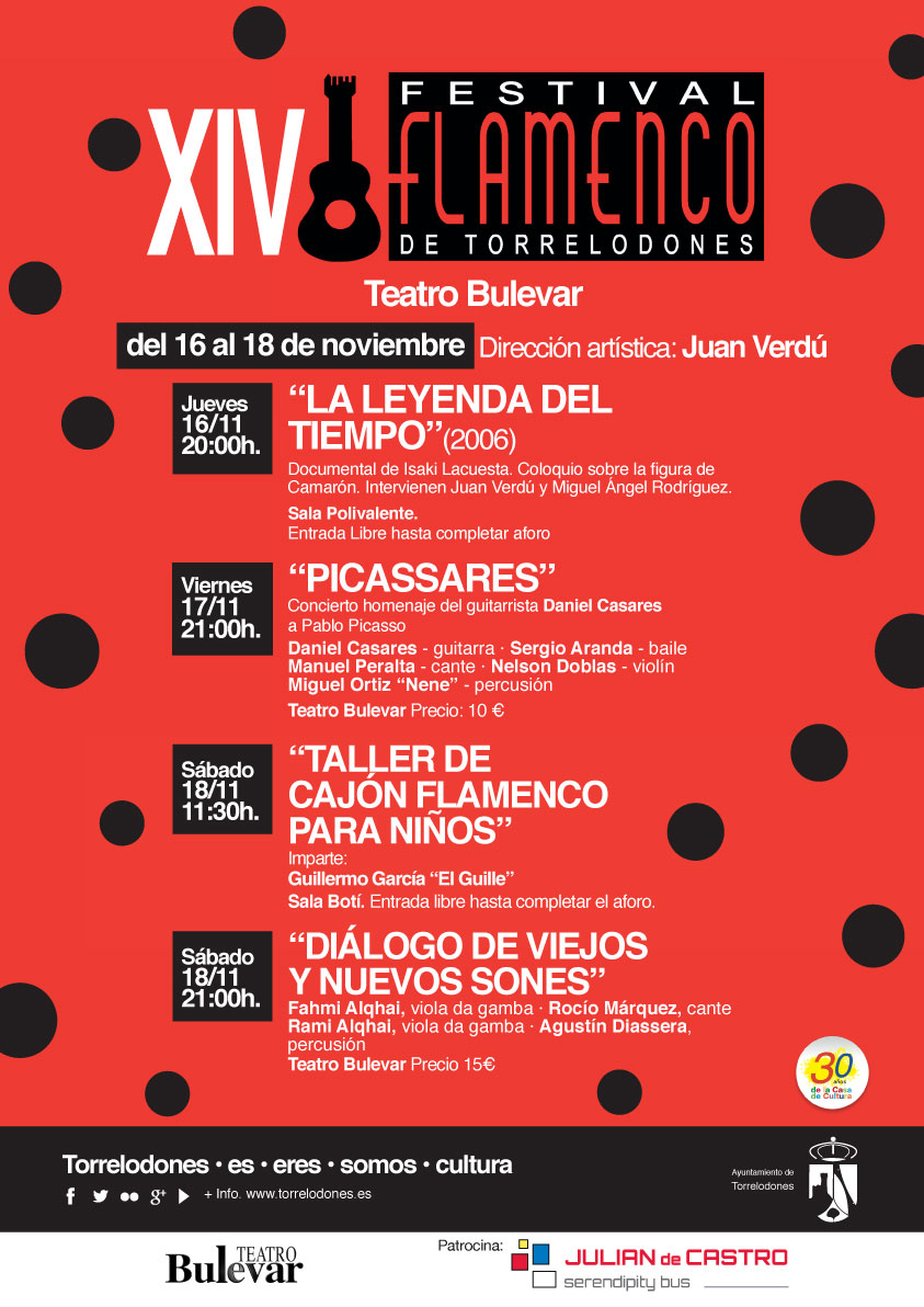 XIV Festival Flamenco