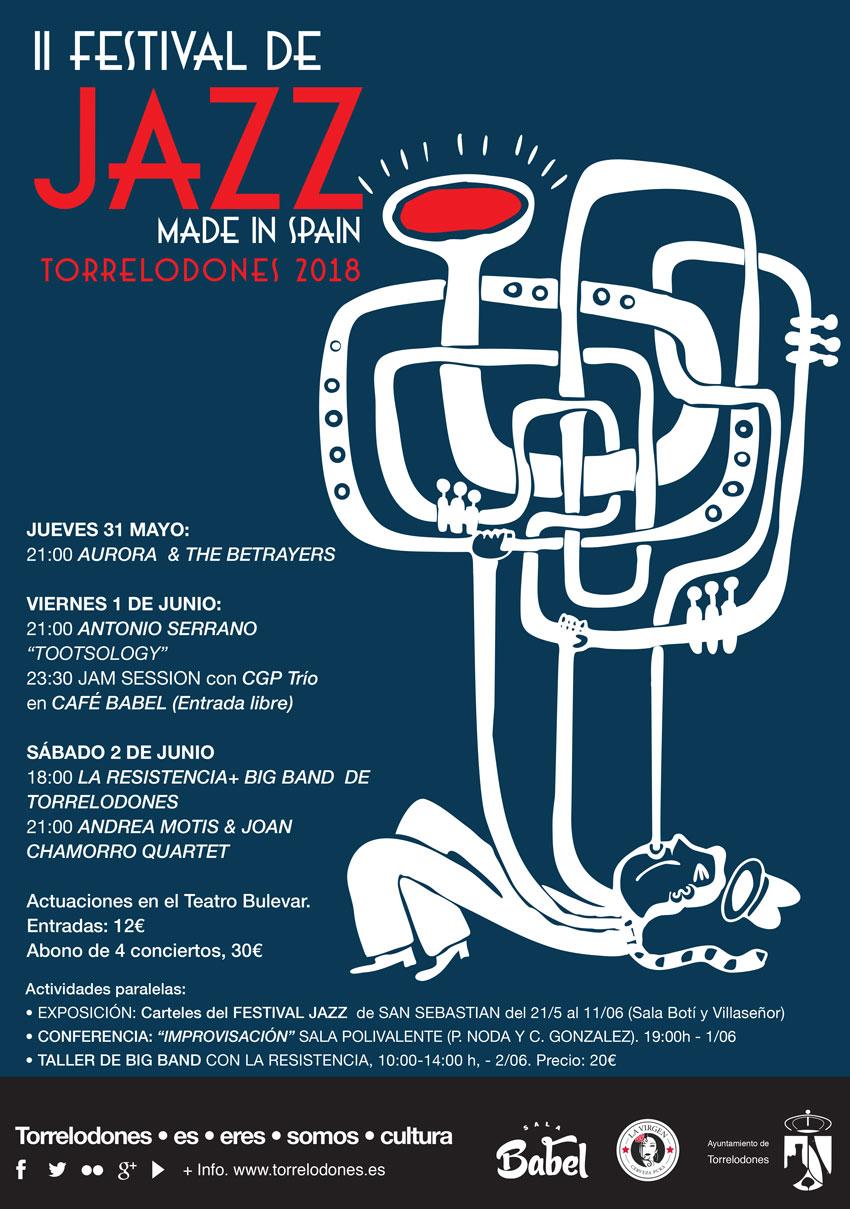 II festival jazz torrelodones