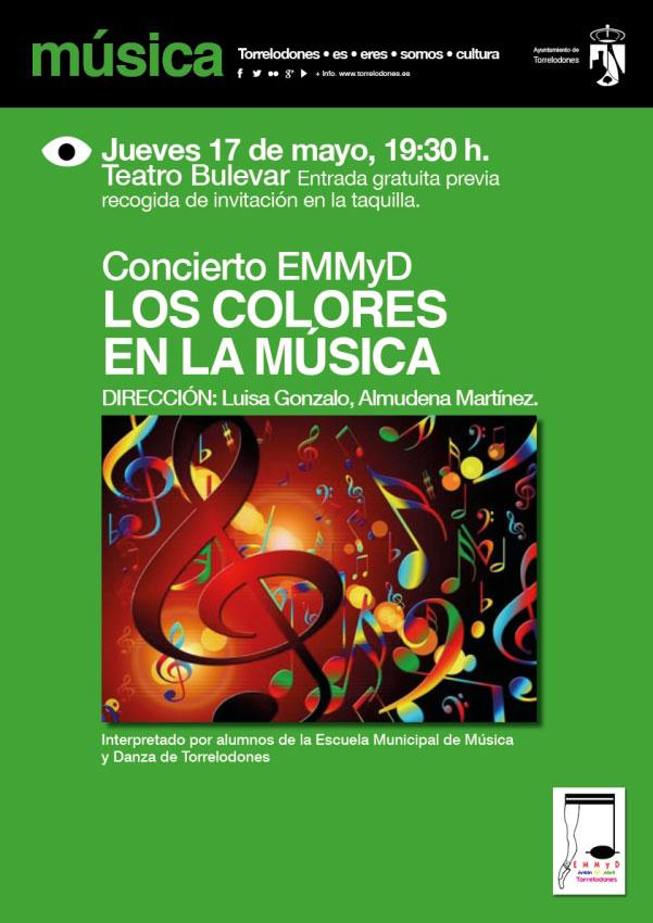 cartel concierto emmyd