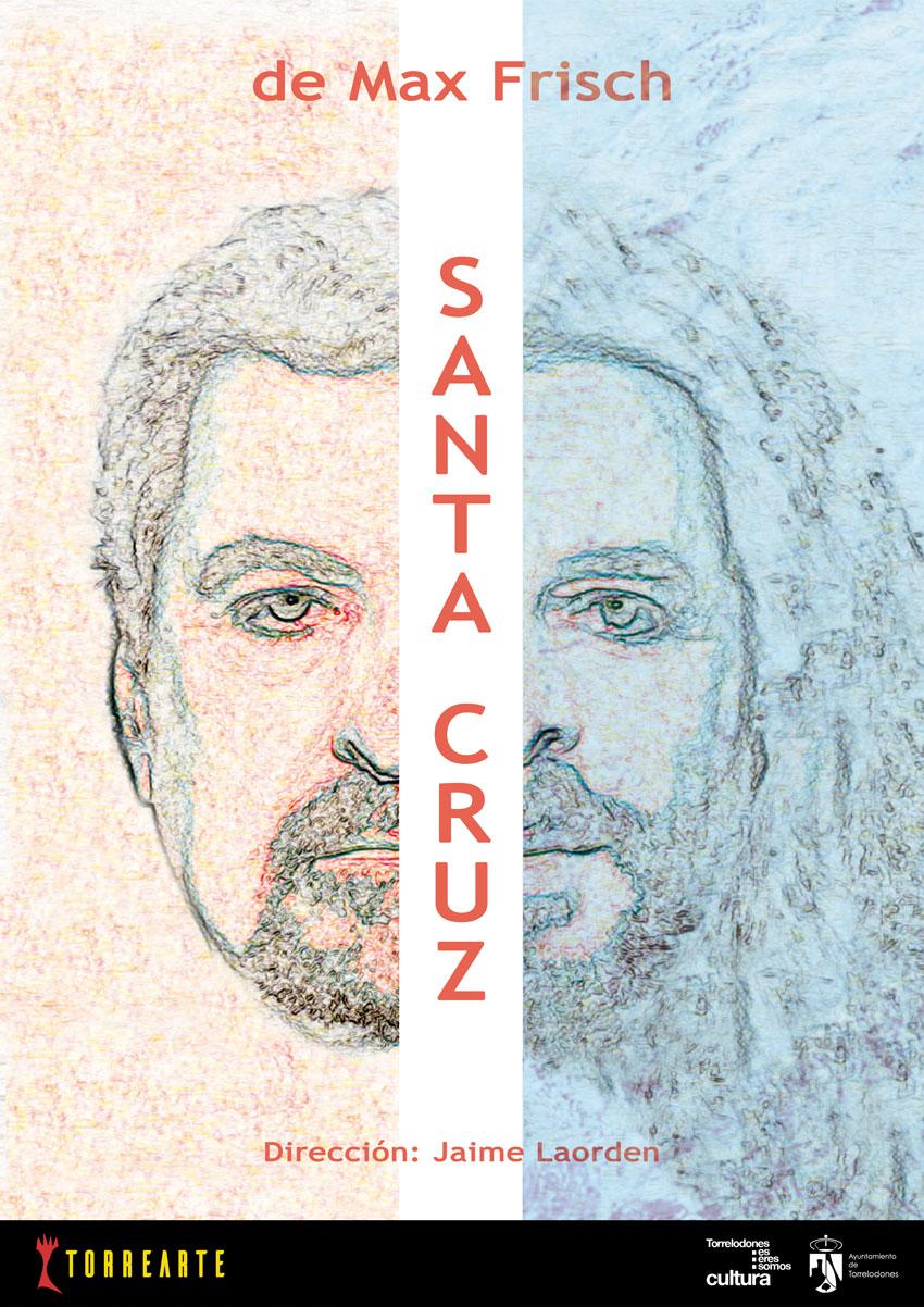 cartel santa cruz torrearte