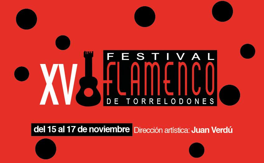 xv festival flamenco