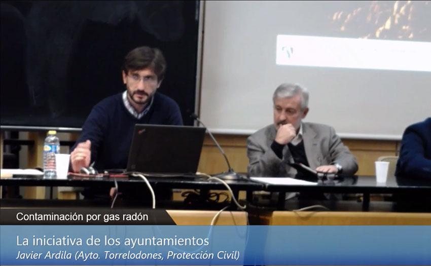 Ponencias y conclusiones de la jornada divulgativa sobre for Medicion de gas radon